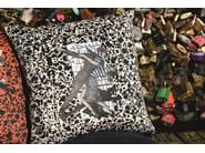 Square fabric cushion TANGO - LELIEVRE