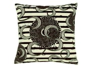 Square fabric cushion INFLUENCE - LELIEVRE