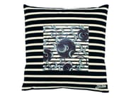 Square fabric cushion ORIGINE - LELIEVRE