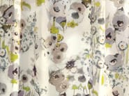 Linen fabric with floral pattern for curtains BEL ÉTÉ | Fabric for curtains - Zimmer + Rohde