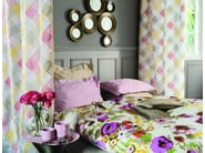 Fabric with graphic pattern for curtains WEEK-END - Zimmer + Rohde