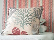 Embroidered upholstery fabric SEA ISLAND | Upholstery fabric - Zimmer + Rohde