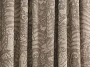 Printed fabric for curtains SAMANGO - Zimmer + Rohde