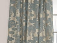 Fabric for curtains BROCADE TIGER - Zimmer + Rohde
