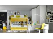 Teenage bedroom with bunk beds Z327 - Zalf