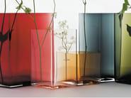 Stained glass vase RUUTU | Stained glass vase - iittala