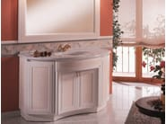 Floor-standing console sink RIALTO 02 - Mobiltesino
