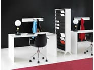 Laminate coat rack PONOQ   Wall-mounted coat rack - Karl Andersson & Söner