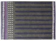 Patterned handmade cotton rug BARNABÉ - Toulemonde Bochart