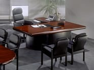 L-shaped executive desk SUPER SKYLINE | L-shaped office desk - Dyrlund