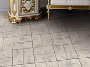 Quarry flooring White cotto variegated dove gray - DANILO RAMAZZOTTI ITALIAN HOUSE FLOOR