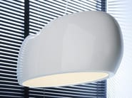 Plexiglass pendant lamp CANOE - MDD