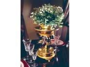 Bronze centerpiece 49000 | Centerpiece - Tisserant