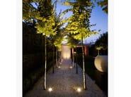 LED walkover light outdoor steplight LOGIC S 3011 - Delta Light