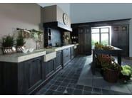 Classic style iron Furniture Handle PMBU 96 | Iron Furniture Handle - Dauby