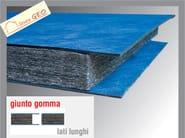 Sound insulation panel POLIGRAFITE GUM 4+4 - Thermak by MATCO