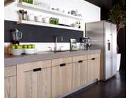 Iron Furniture Handle PMSP 96 | Iron Furniture Handle - Dauby