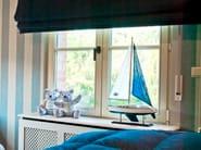 Iron window handle PH 1920 DK | Iron window handle - Dauby