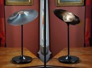 Halogen table lamp SKEW BLACK | Table lamp - Intueri Light