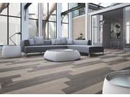Porcelain stoneware flooring with wood effect ULIVO | Flooring - Casalgrande Padana