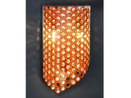 Bronze wall light 27200 | Wall light - Tisserant
