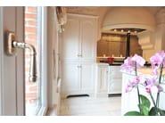 Metal window handle PH 1830 DK | Metal window handle - Dauby