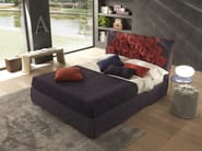 Double bed with upholstered headboard BEAUTIFUL BIG CHIC - Bolzan Letti