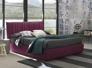 Fabric bed with high headboard LOVELY BIG - Bolzan Letti
