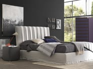 Fabric bed with high headboard LOVELY BIG CHIC - Bolzan Letti