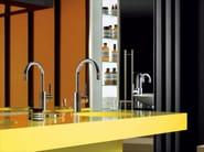 1 hole washbasin mixer TARA.LOGIC | Washbasin mixer - Dornbracht