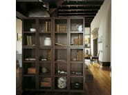 Sectional lacquered bookcase BOOK | Lacquered bookcase - IFT