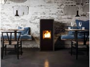 Pellet cast iron stove KLIN - MCZ GROUP