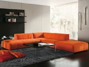 Corner sofa MORBIDONE - Divanidea