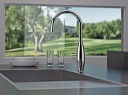 Kitchen mixer tap with swivel spout BK 72 | Kitchen mixer tap - Remer Rubinetterie