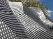 3D Wall Cladding for facades 3D | Metal Metal mesh for facade - HAVER & BOECKER OHG