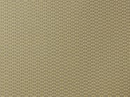 Fire retardant washable high resistance synthetic fibre fabric ABACUS - Dedar