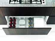 Lacquered oak kitchen Y   Composition 01 - Zampieri Cucine