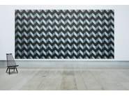 Acoustic Wood Wool Tiles BAUX ACOUSTIC TILES TRIANGLE - BAUX