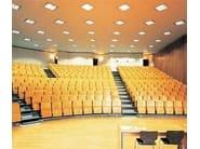 Fireproof mineral fibre ceiling tiles SUPERFICI STANDARD - Knauf AMF Italia Controsoffitti