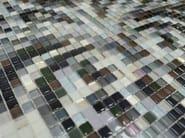 Glass mosaic SYRIA - Mosaico+
