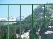 Electrically welded mesh Fence EXECUTIVE STANDARD ECO - Siderurgica Ferro Bulloni