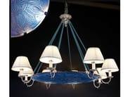 Classic style bronze chandelier 19650   Chandelier - Tisserant