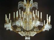 Crystal chandelier 19840 | Chandelier - Tisserant