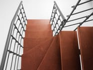 Open staircase in kit form MAGIA 90.XTRA - Fontanot Spa