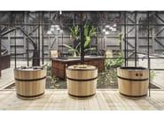 Modular wooden kitchen TINOZZA | Oak kitchen unit - Minacciolo