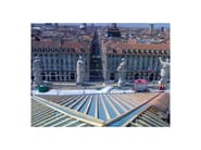 Breathable protective fabric for roof space STAMISOL ECO - Stamisol by Serge Ferrari