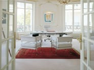 Executive desk CORINTHIA DESK - Poltrona Frau