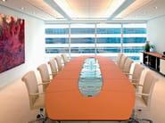 Meeting table CORINTHIA MEETING | Meeting table - Poltrona Frau
