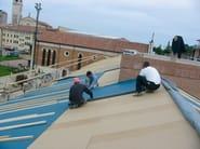 Ventilated roof system TORINO - Naturalia-BAU