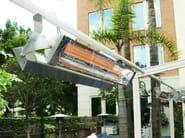 Heat diffuser for exterior ALFRESCO - Infralia